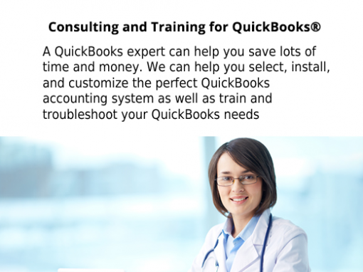 Read more about Consulting for QuickBooks®